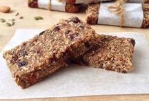 healthier snacks and desserts / by Kait Utermark