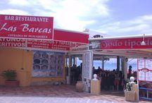 Comer en el puerto de Calpe #Кушать в порту Кальпе / Conozca todos los lugares donde poder comer o cenar y disfrutar de un buen ambiente dentro de el Puerto pesquero de Calpe