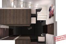 Luxusní byt s terasou / interier