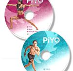 Piyo! / New Beachbody fitness program brought to you by trainer Chalene Johnson!  / by Mariam Farhat