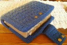 Crochet cover for bible