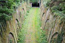 photo chemin de fer originale