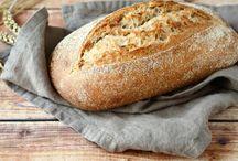 απο αλευρι ζεα ψωμι