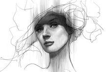 art / by Emily St Germain