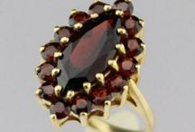 Go Noles! / Genuine garnet and gold jewelry for the genuine Florida State fan