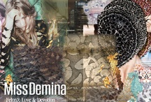 Miss Demina / by Stylemology .com