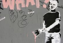 STREET ART / The brilliance of graffiti and street art throughout the world.
