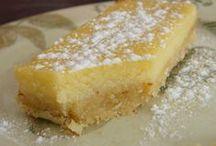 Dessert avec ricotta