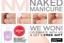 Allure Best of Beauty Breakthrough Winner! / The Naked Manicure Perfector in Lavender won the 2015 Allure Best of Beauty Breakthrough Award!