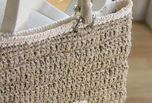 Crochet: fibras naturales