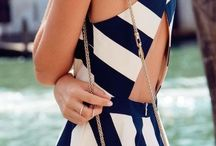 Nautical Chic / For our upcoming Symphonix Membership Cruise Wednesday, March 4th on the Bay! http://symphonix.eventbrite.com / by Brianna Haag