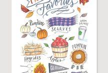 creative ☺ autumn / őszi dekorációk