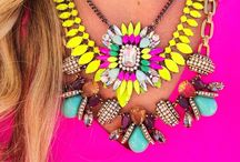 Jewelry that makes a Statement / by Flannery Good // The Fashion Tweaker