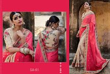 Wedding Designer Glorious Rich Sarees Collections