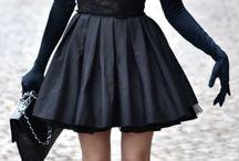 Little Black Dress / by Michelle Santana-Feliciano