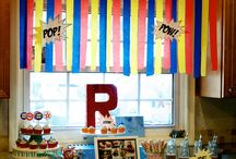 Birthday Party Ideas / by Chelsey May