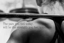 Fitness & healthy livinig quotes