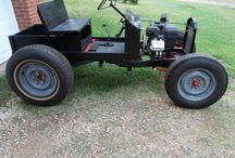 Tractor DIY