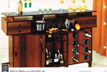 Dyrlund Bars / Dyrlund bars as featured in the Dyrlund Smith catalogs and price lists from 1968 to 1970.