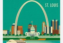 I'm from the Lou / by Katie Fenwick