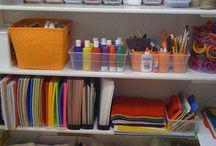 Art Organization Ideas