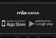 MiaKapak mobil uygulaması / Www.miakapak.com