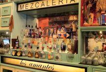 mezcal bar / Ideer til bar og køkken
