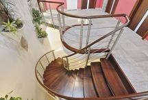 Schody / Różne ciekawe realizacje naszych schodów