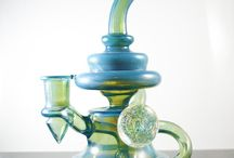 Recyclers and Dab Rigs