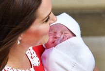 Prince Louis 3rd child of William and Kate