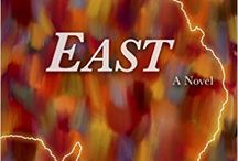 Rukia Publishing Featured Book 'East-A Novel' / It's 1994. Junior lawyer, Vince Osbourne, leaves behind a small, mean and viciously circular life in the city representing petty criminals and takes to the road. He's lived 30 years. The wide continent of Australia is out in front. He's almost young. Where will the road lead? Read More...http://smarturl.it/EastPHNovel