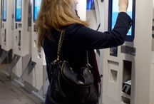 Cinema Ticket Machines / A range of bespoke and standard interactive ticket machines used in cinemas nationwide.