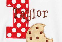 Milk And Cookies Birthday