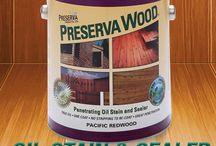 Preserva Wood / Preserva Wood® contains a unique blend of long-lasting ingredients that protect and condition wood, new and old. By combining natural organic oils and resins with other high quality protective ingredients, the result is an easy to apply wood finish that simply lasts longer than other products on the market today.Preserva Wood protects wood against the earth's natural degradation by reducing warping, shrinking, cracking, and discoloration.