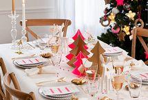 Noël - table