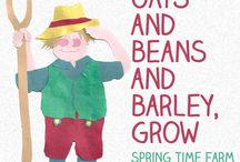 Songs and music for children / by Kate Towse
