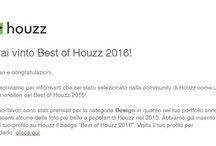 Awards / Riconoscimenti importanti nel campo del Design