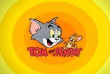 CARTOON • TOM & JERRY
