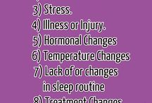 Chronic illness / Positivity and tips for coping with these illnesses of mine