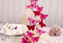 Weddings table decs