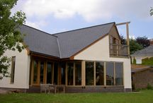 Completed Self-Build Projects / Timber Frame Homes