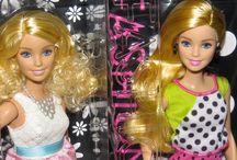 My Barbie Fashionista Dolls