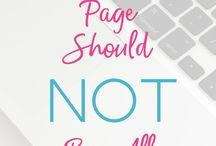 Blogging for Money Tips