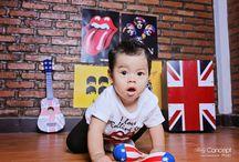 Baby CONCEPT Photo / baby photo