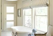 Window treatments / by Lydia Bouck