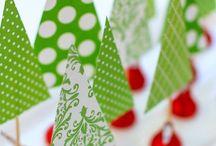 Adventti ja Joulu / Kaunista joulua ja ideoita adventtiaikaan