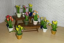 Miniatur 1:12 Flower