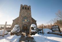 Winter Wonderland Weddings / Wedding photography in the winter in NJ