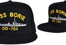 Custom Military Caps / by PriorService.com