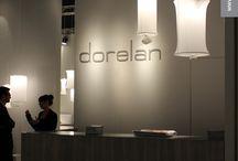 Salone Internazionale del Mobile di Milano 2014 / In diretta dallo stand #Dorelan al #salonedelmobile